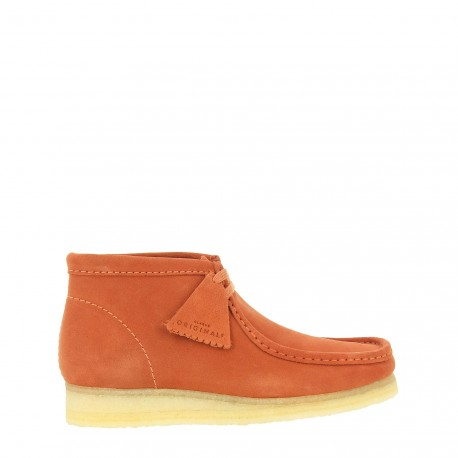 Clarks-WALLABEE BOOT