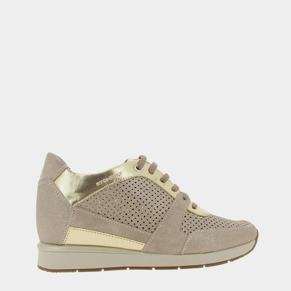 Calzado deportivo para hombre, color gris , marca STONEFLY, modelo Calzado Deportivo Para Hombre STONEFLY SEASON III Gris