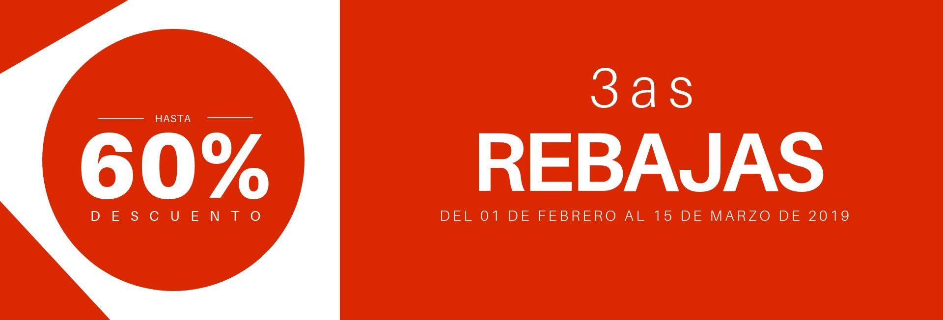 3as Rebajas